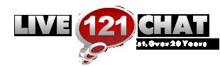 Live 121 Chat Logo